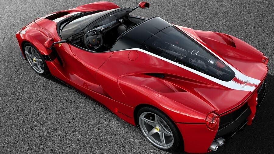 """Sau LaFerrari 7 triệu đô, Ferrari quyết định đưa Aperta cuối cùng """"lên sàn"""" - Hình 2"""