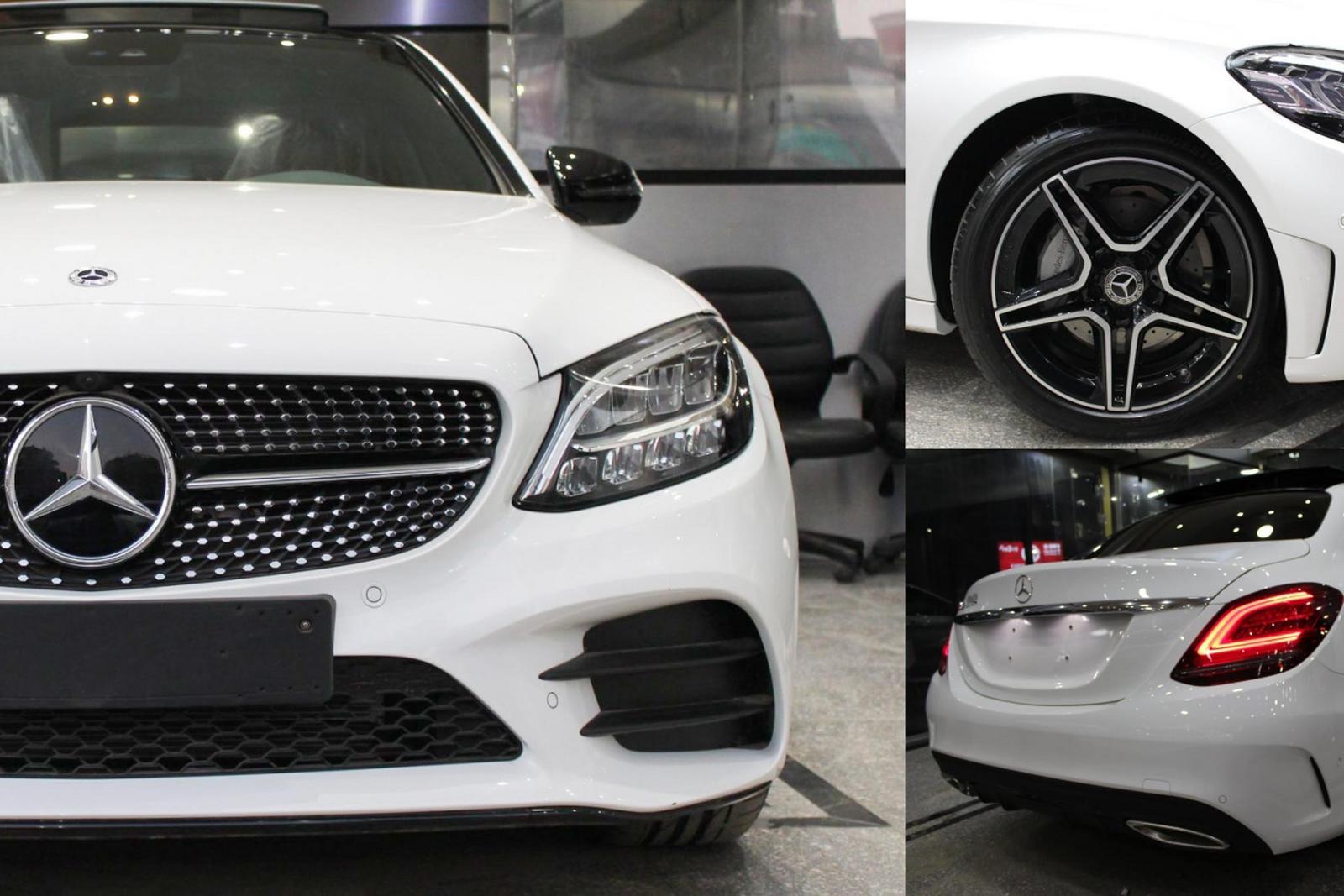 Sau Malaysia, Mercedes-Benz Việt Nam sắp sửa giới thiệu C-Class 2019? - Hình 1