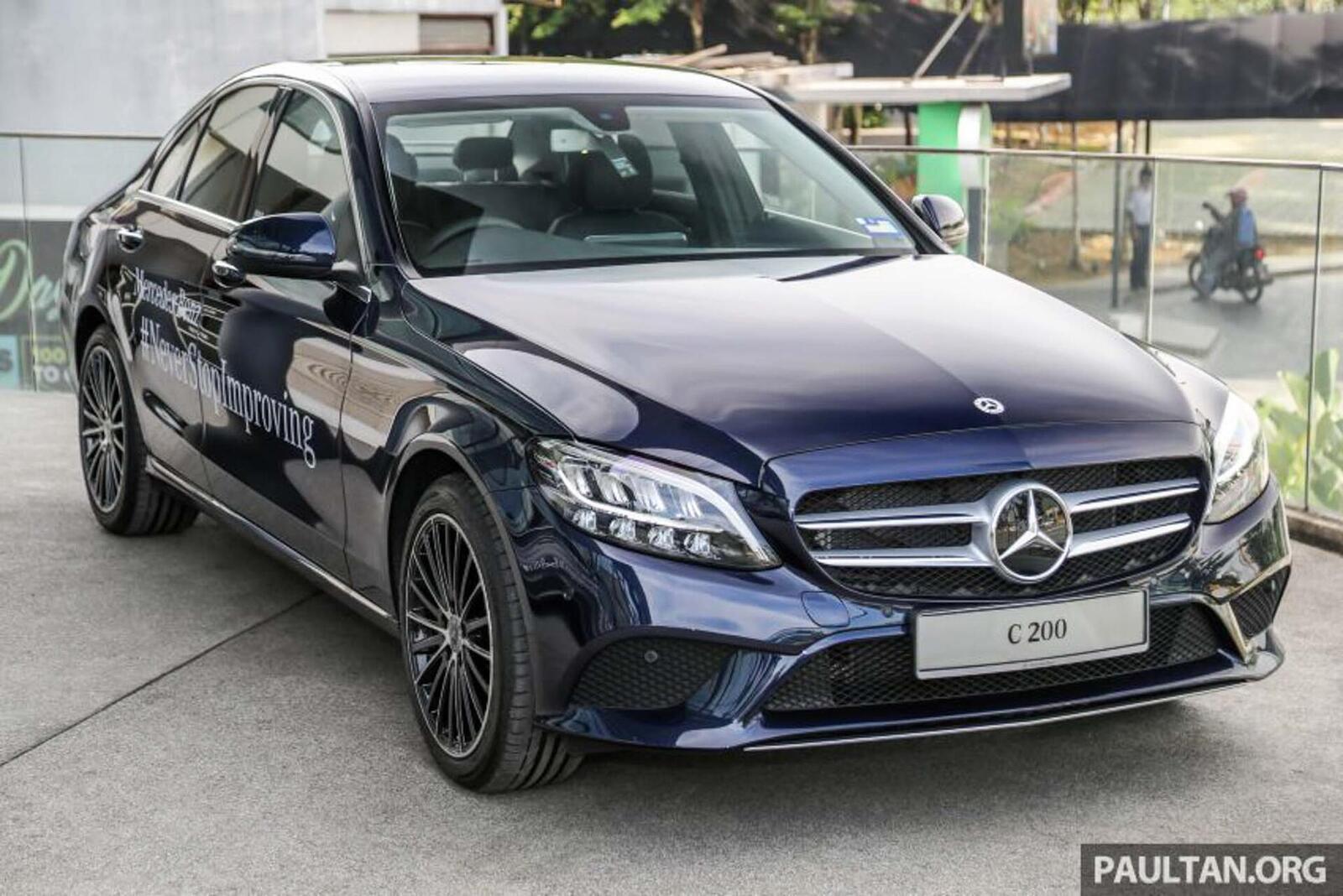 Sau Malaysia, Mercedes-Benz Việt Nam sắp sửa giới thiệu C-Class 2019? - Hình 14