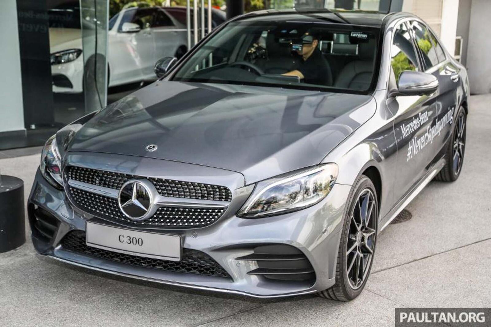 Sau Malaysia, Mercedes-Benz Việt Nam sắp sửa giới thiệu C-Class 2019? - Hình 17