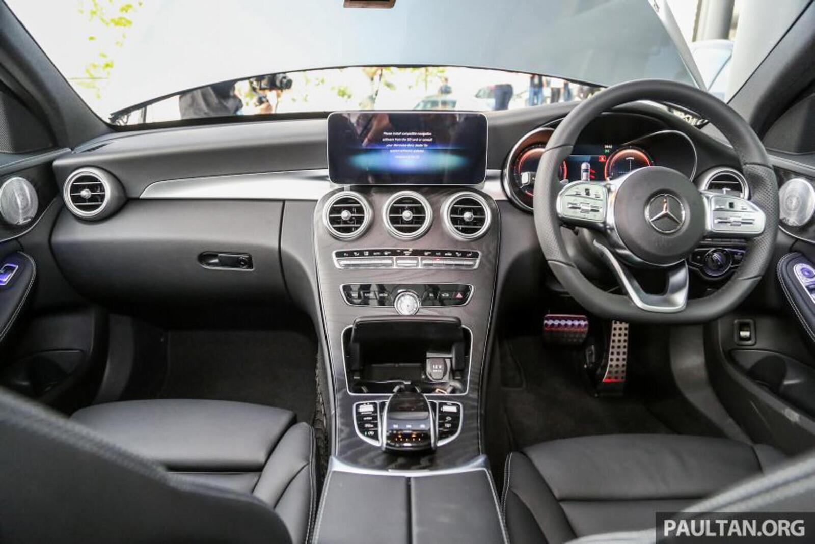 Sau Malaysia, Mercedes-Benz Việt Nam sắp sửa giới thiệu C-Class 2019? - Hình 18