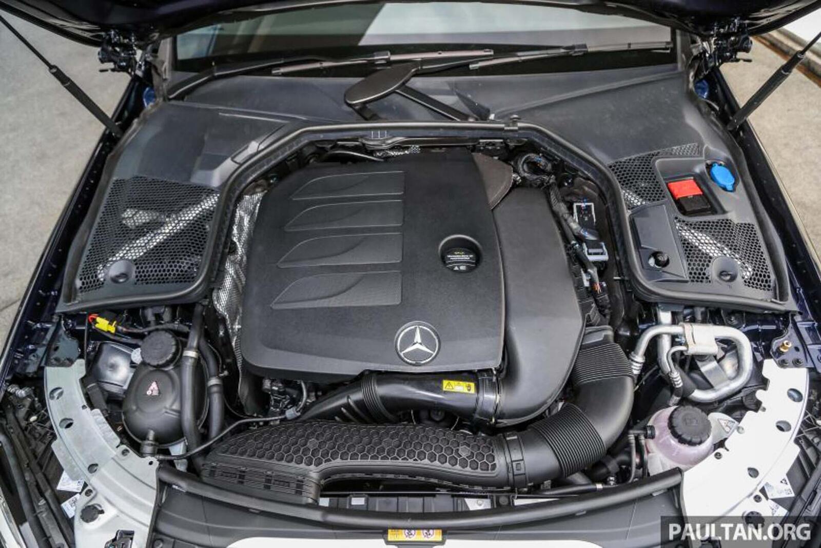 Sau Malaysia, Mercedes-Benz Việt Nam sắp sửa giới thiệu C-Class 2019? - Hình 7