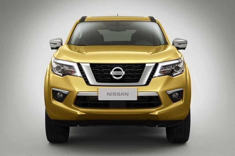 Sau Thái Lan, Indonesia là thị trường tiếp theo đón nhận Nissan Terra mới - Hình 4
