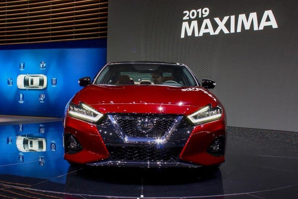 Sedan hạng sang cỡ trung Nissan Maxima 2019 chốt giá từ 780 triệu VNĐ tại Mỹ - Hình 1