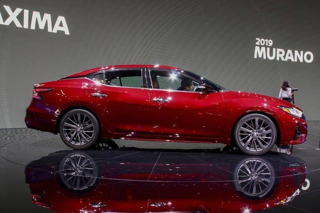 Sedan hạng sang cỡ trung Nissan Maxima 2019 chốt giá từ 780 triệu VNĐ tại Mỹ - Hình 2