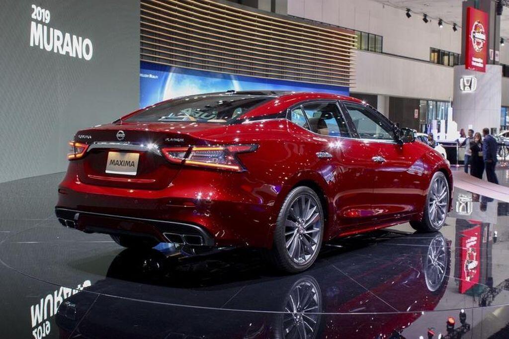 Sedan hạng sang cỡ trung Nissan Maxima 2019 chốt giá từ 780 triệu VNĐ tại Mỹ - Hình 3