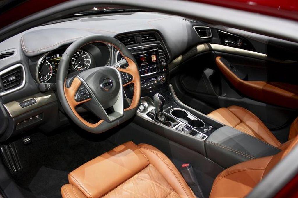 Sedan hạng sang cỡ trung Nissan Maxima 2019 chốt giá từ 780 triệu VNĐ tại Mỹ - Hình 4