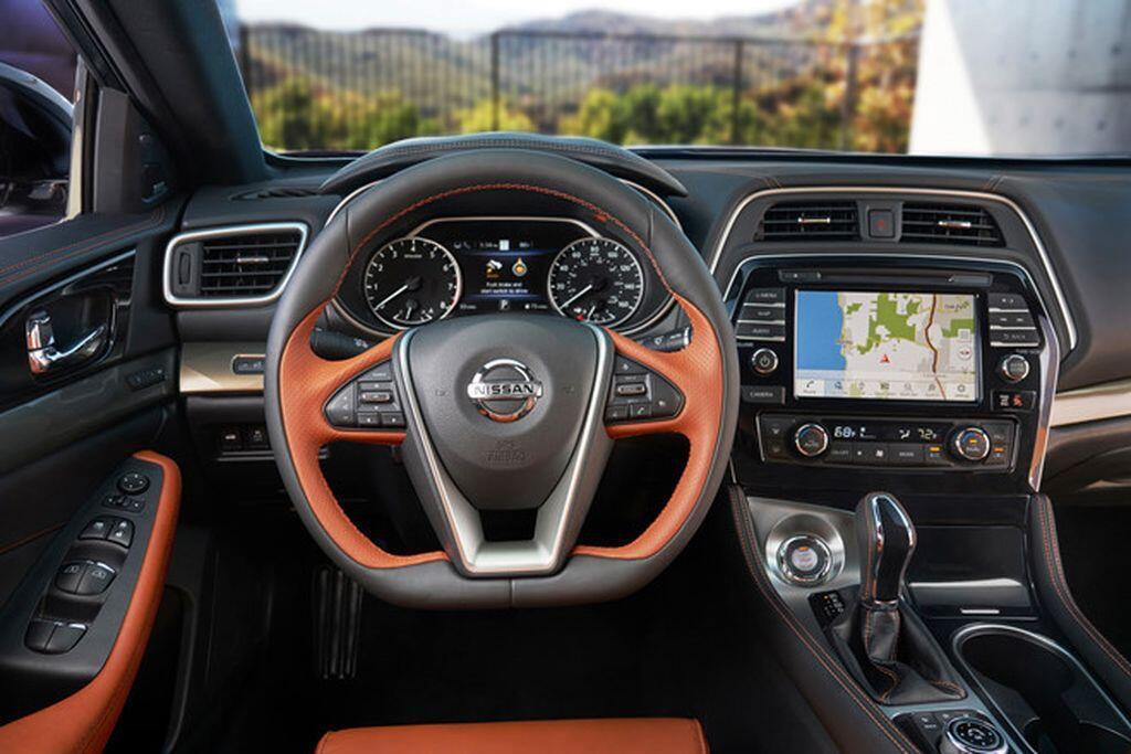 Sedan hạng sang cỡ trung Nissan Maxima 2019 chốt giá từ 780 triệu VNĐ tại Mỹ - Hình 5