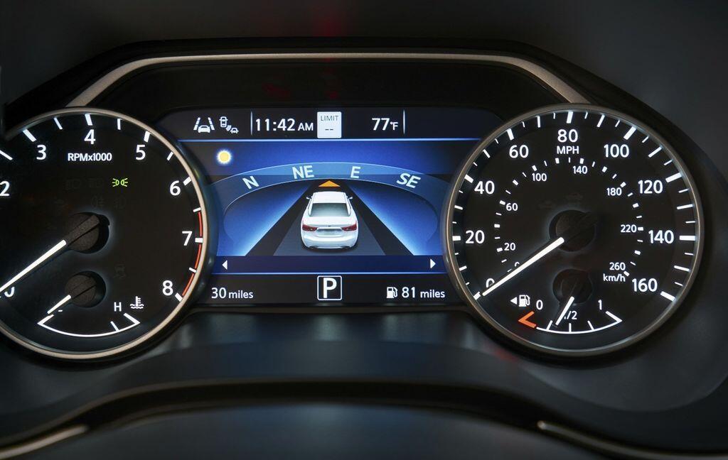 Sedan hạng sang cỡ trung Nissan Maxima 2019 chốt giá từ 780 triệu VNĐ tại Mỹ - Hình 7