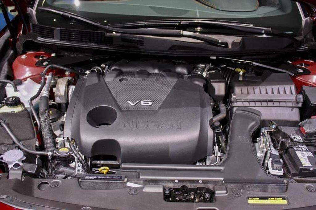 Sedan hạng sang cỡ trung Nissan Maxima 2019 chốt giá từ 780 triệu VNĐ tại Mỹ - Hình 8