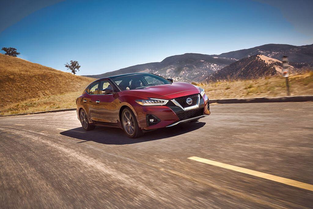 Sedan hạng sang cỡ trung Nissan Maxima 2019 chốt giá từ 780 triệu VNĐ tại Mỹ - Hình 9