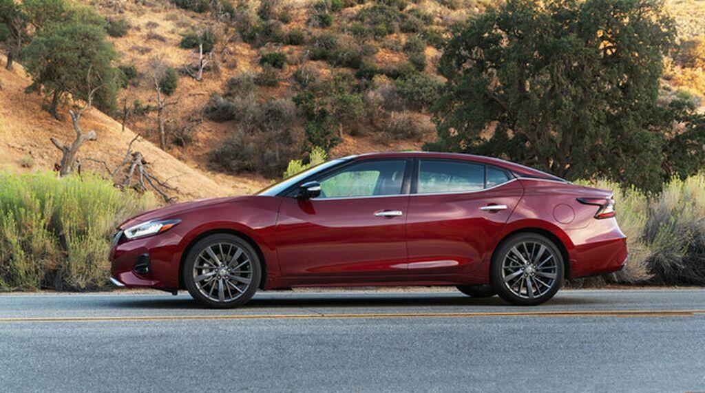 Sedan hạng sang cỡ trung Nissan Maxima 2019 chốt giá từ 780 triệu VNĐ tại Mỹ - Hình 10