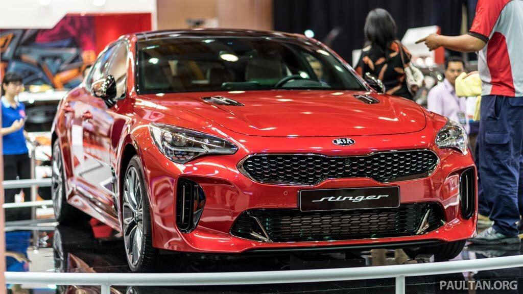 Sedan thể thao Kia Stinger GT cập bến Đông Nam Á, giá từ 33.000 USD - Hình 1