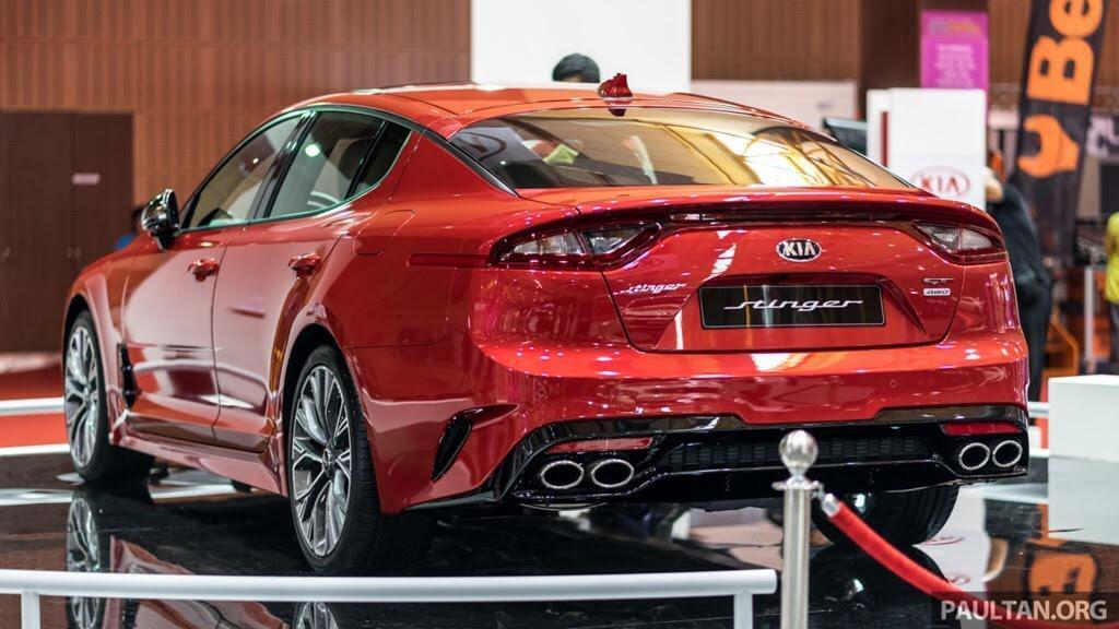 Sedan thể thao Kia Stinger GT cập bến Đông Nam Á, giá từ 33.000 USD - Hình 2