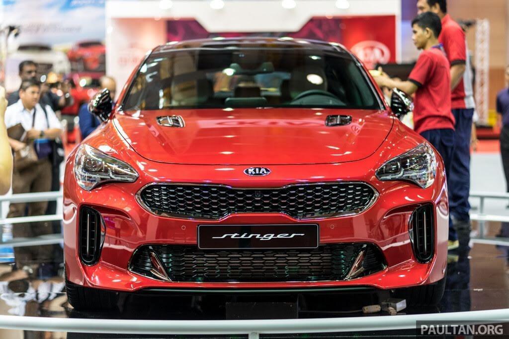 Sedan thể thao Kia Stinger GT cập bến Đông Nam Á, giá từ 33.000 USD - Hình 3