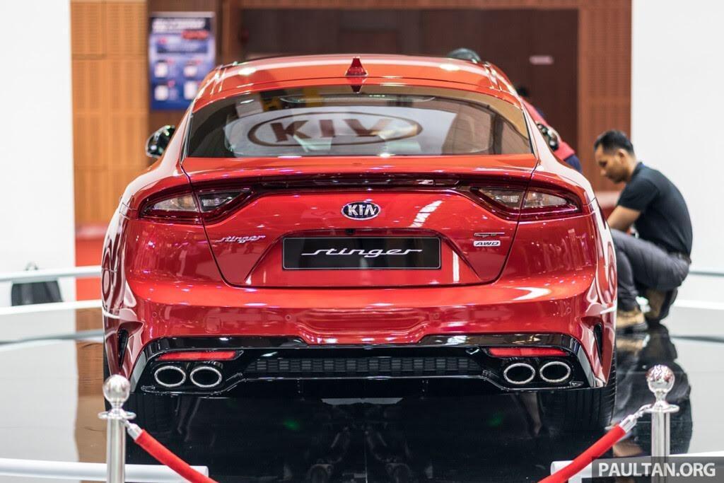 Sedan thể thao Kia Stinger GT cập bến Đông Nam Á, giá từ 33.000 USD - Hình 4