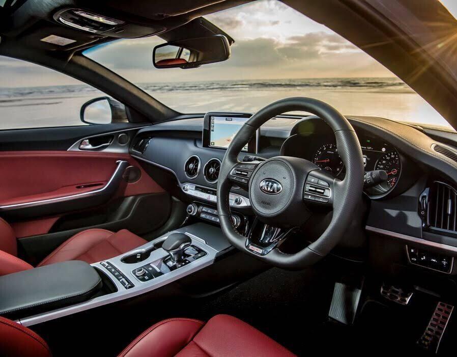 Sedan thể thao Kia Stinger GT cập bến Đông Nam Á, giá từ 33.000 USD - Hình 6