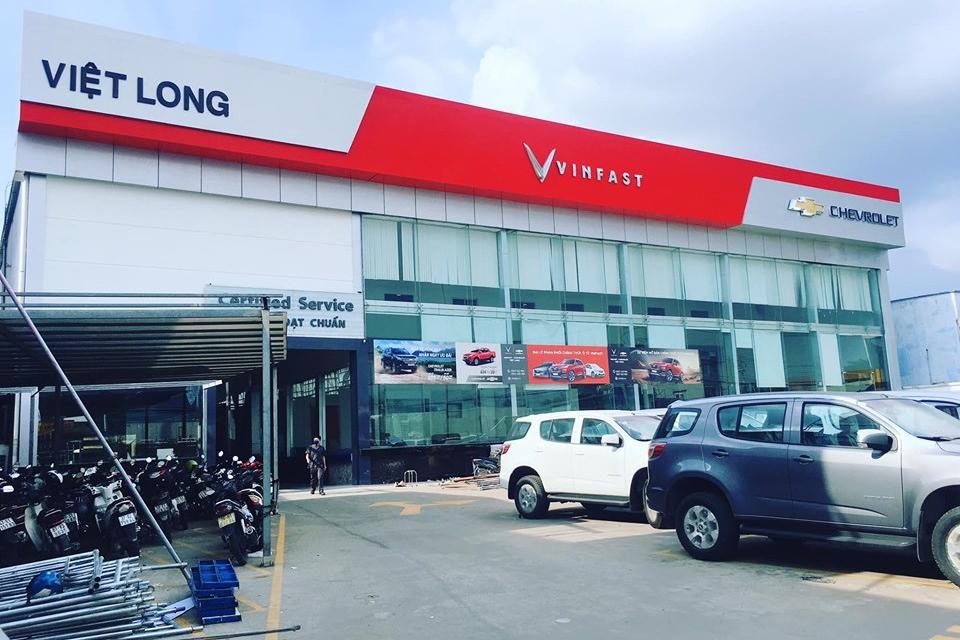 Tổng quan Showroom Chevrolet Việt Long - Chevrolet Quận 12