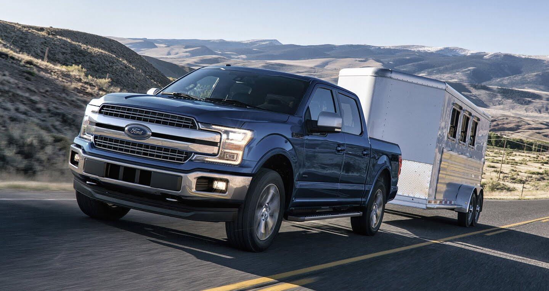 """""""Siêu bán tải"""" Ford F-150 2018 có giá khởi điểm 28.675 USD - Hình 1"""
