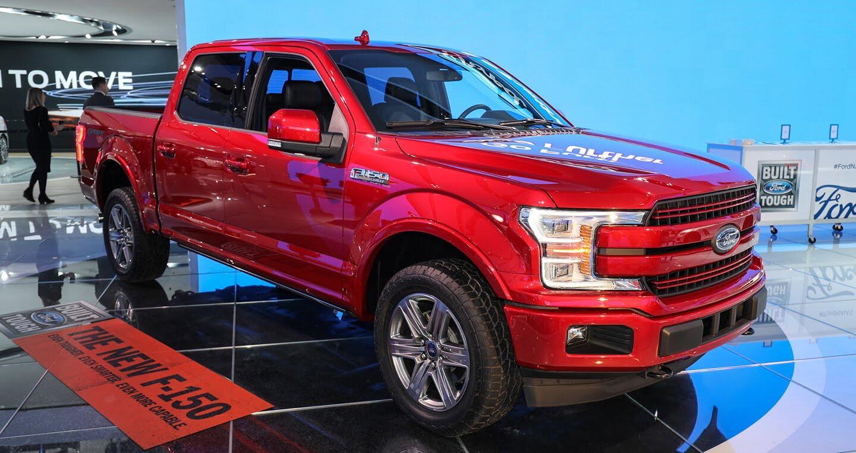 """""""Siêu bán tải"""" Ford F-150 2018 có giá khởi điểm 28.675 USD - Hình 2"""