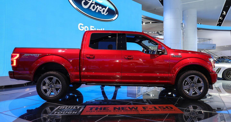 """""""Siêu bán tải"""" Ford F-150 2018 có giá khởi điểm 28.675 USD - Hình 3"""