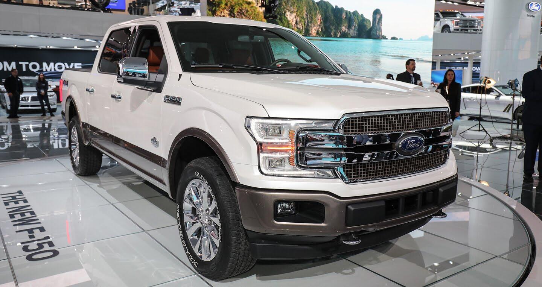 """""""Siêu bán tải"""" Ford F-150 2018 có giá khởi điểm 28.675 USD - Hình 5"""