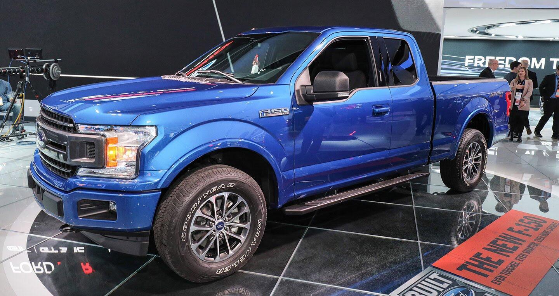 """""""Siêu bán tải"""" Ford F-150 2018 có giá khởi điểm 28.675 USD - Hình 6"""