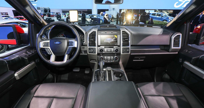 """""""Siêu bán tải"""" Ford F-150 2018 có giá khởi điểm 28.675 USD - Hình 7"""