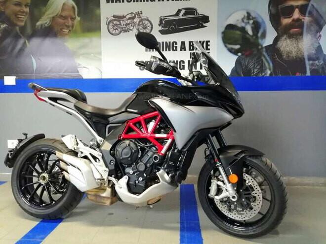 Siêu mô tô MV Agusta Turismo Veloce 800 chốt giá bán, từ 615 triệu đồng - Hình 2