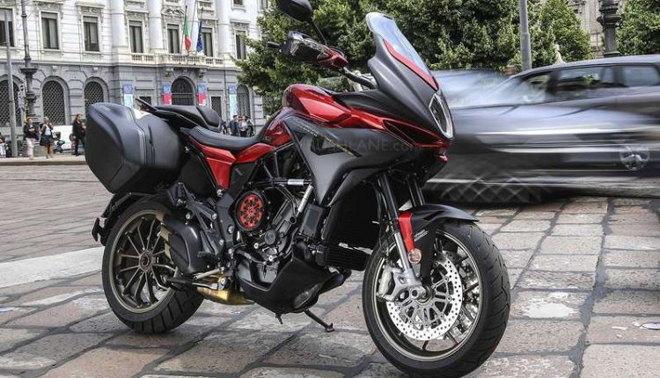 Siêu mô tô MV Agusta Turismo Veloce 800 chốt giá bán, từ 615 triệu đồng - Hình 3