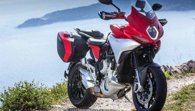 Siêu mô tô MV Agusta Turismo Veloce 800 chốt giá bán, từ 615 triệu đồng - Hình 4