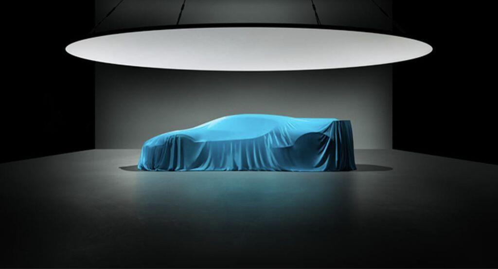 Siêu phẩm Bugatti Divo giá 132,66 tỷ tung ảnh nhá hàng trước thềm ra mắt - Hình 1