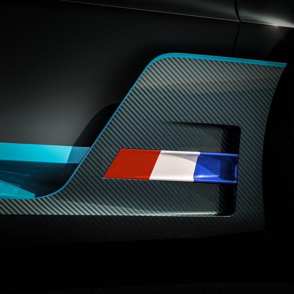 Siêu phẩm Bugatti Divo giá 132,66 tỷ tung ảnh nhá hàng trước thềm ra mắt - Hình 3