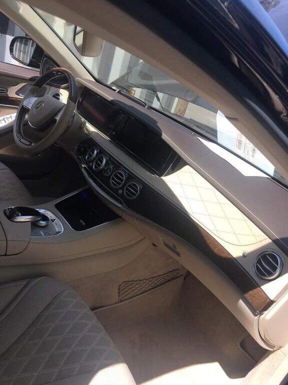 Siêu phẩm Mercedes-Maybach S600 Pullman thứ hai cập bến Việt Nam - Hình 2