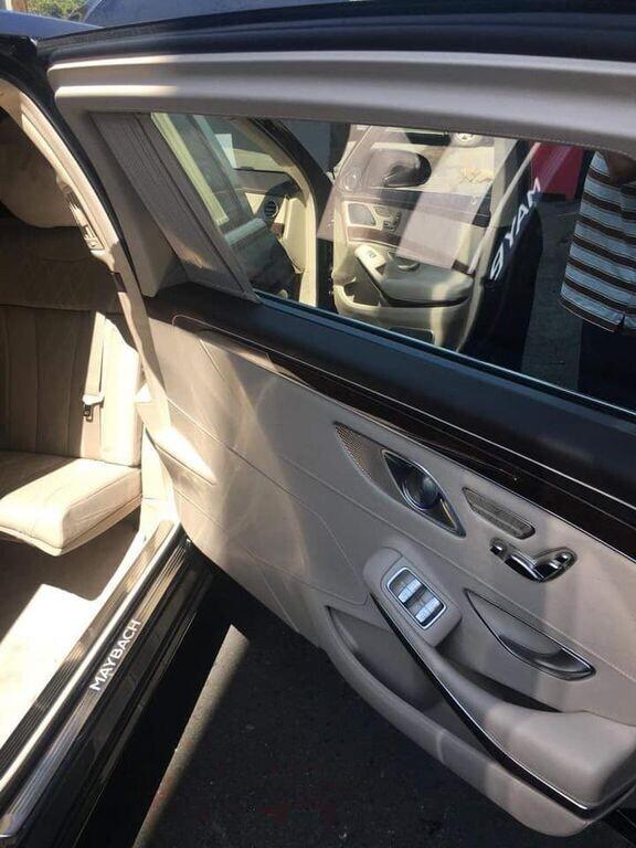 Siêu phẩm Mercedes-Maybach S600 Pullman thứ hai cập bến Việt Nam - Hình 5
