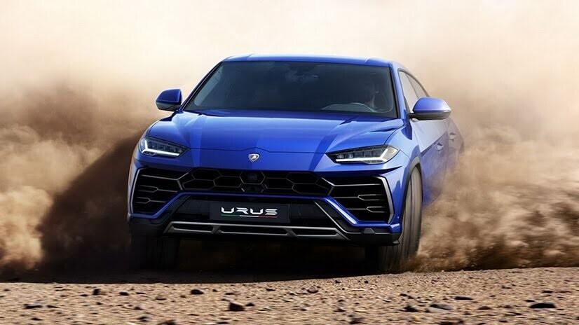 Siêu SUV Lamborghini Urus chính thức ra mắt, 650 mã lực - Hình 1