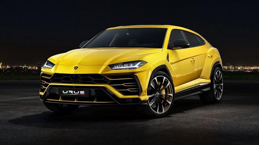 Siêu SUV Lamborghini Urus chính thức ra mắt, 650 mã lực - Hình 2