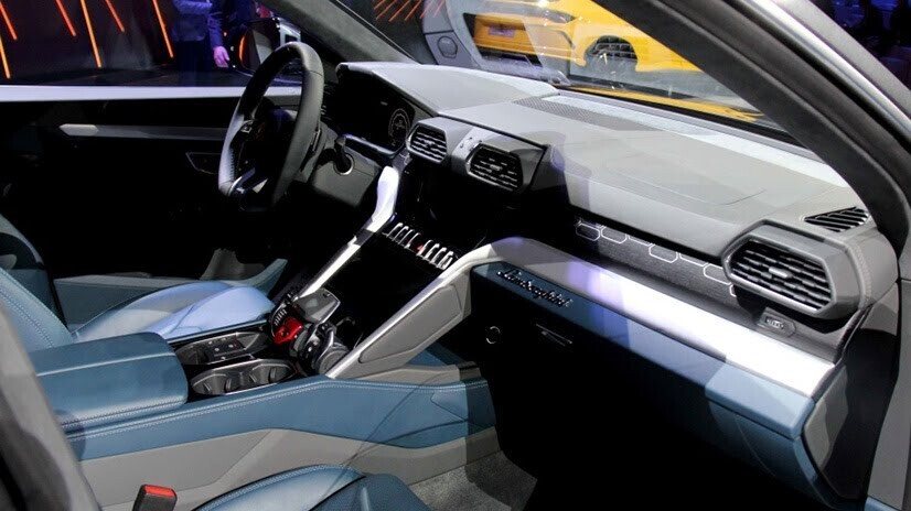 Siêu SUV Lamborghini Urus chính thức ra mắt, 650 mã lực - Hình 3