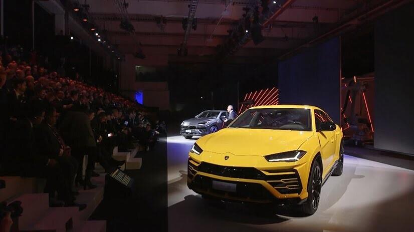 Siêu SUV Lamborghini Urus chính thức ra mắt, 650 mã lực - Hình 4