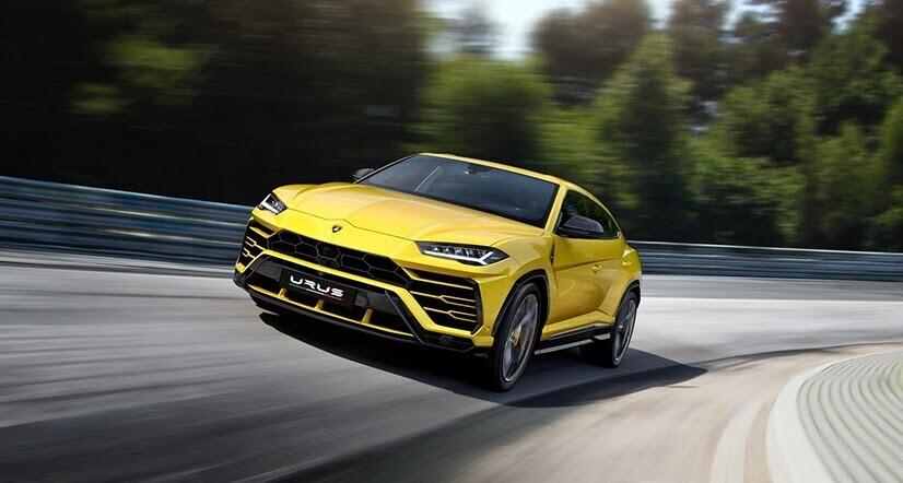 Siêu SUV Lamborghini Urus chính thức ra mắt, 650 mã lực - Hình 5