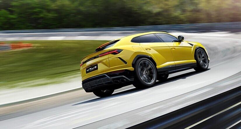 Siêu SUV Lamborghini Urus chính thức ra mắt, 650 mã lực - Hình 6