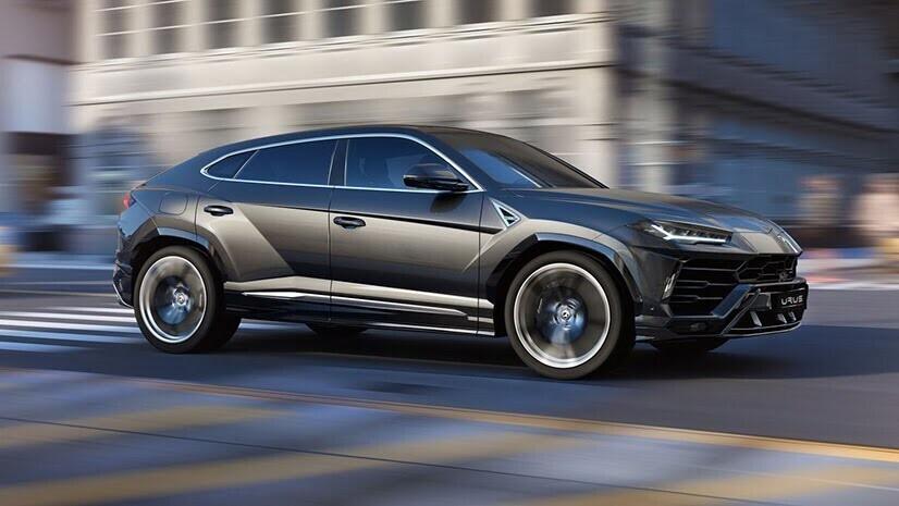 Siêu SUV Lamborghini Urus chính thức ra mắt, 650 mã lực - Hình 7