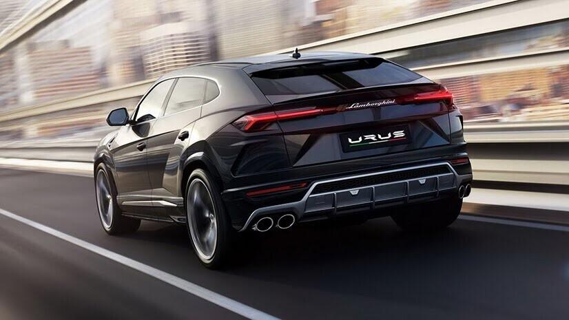Siêu SUV Lamborghini Urus chính thức ra mắt, 650 mã lực - Hình 8
