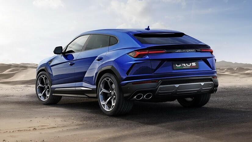 Siêu SUV Lamborghini Urus chính thức ra mắt, 650 mã lực - Hình 9