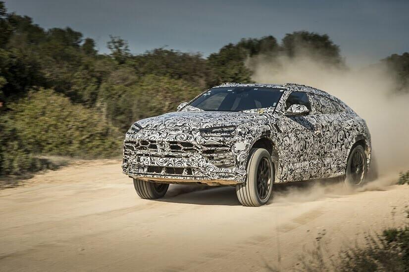 Siêu SUV Lamborghini Urus chính thức ra mắt, 650 mã lực - Hình 11