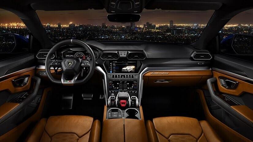 Siêu SUV Lamborghini Urus chính thức ra mắt, 650 mã lực - Hình 13
