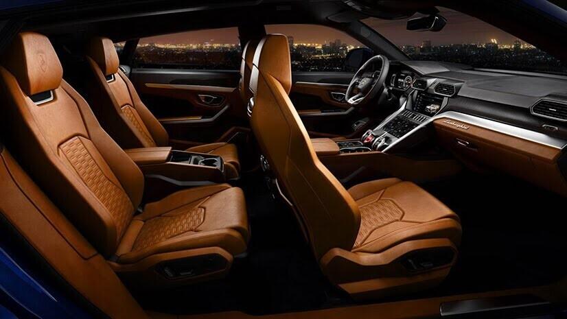 Siêu SUV Lamborghini Urus chính thức ra mắt, 650 mã lực - Hình 14