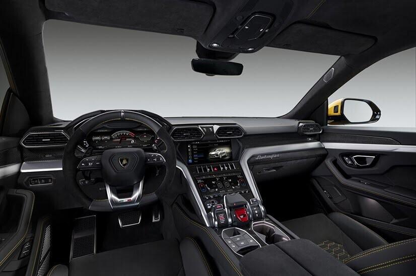 Siêu SUV Lamborghini Urus chính thức ra mắt, 650 mã lực - Hình 15