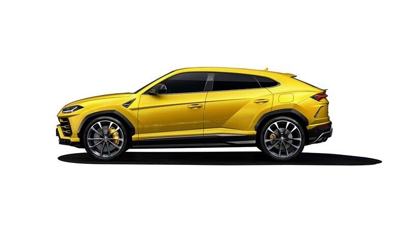 Siêu SUV Lamborghini Urus chính thức ra mắt, 650 mã lực - Hình 19