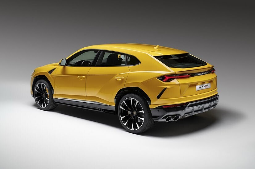 Siêu SUV Lamborghini Urus chính thức ra mắt, 650 mã lực - Hình 20
